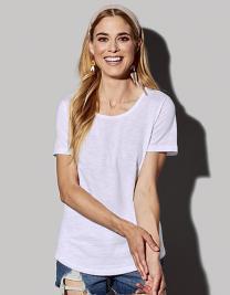 Slub Organic T-Shirt Women