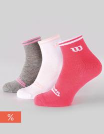 Girls Vintage Crew (3er Pack)