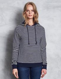 Nautical Stripe Hoodie