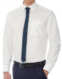 Men´s Poplin Shirt Heritage Long Sleeve