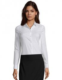 Women`s Long Sleeve Stretch Shirt Blake