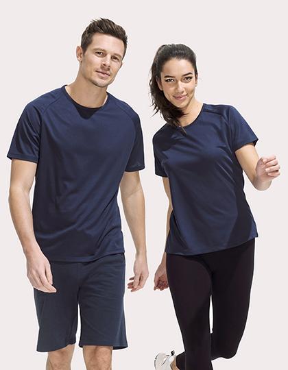 Men`s Raglan Sleeves T Sporty